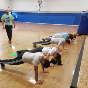 Boys and Girls Private Indoor Speed and Agility Training Camp